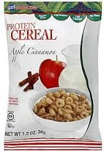 Apple Cinnamon Protein Cereal