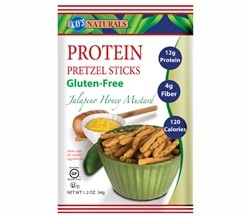 Jalapeno Honey Mustard Pretzel Sticks