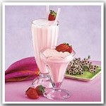 Strawberry Profast Shake