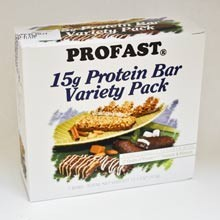 15g Protein Bar Variety Pack