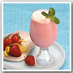 Strawberry Creme Profast Smoothie (Aspartame Free)