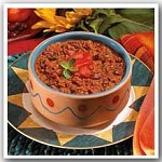 Vegetarian Chili with Beans