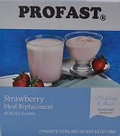 Strawberry Profast Shake (Aspartame Free)
